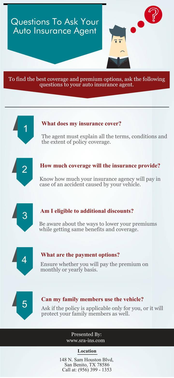 PPT - Questions To Ask Your Auto Insurance Agent PowerPoint ...
