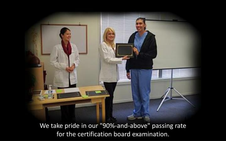 Ppt Sterile Processing Distribution Technician Certification