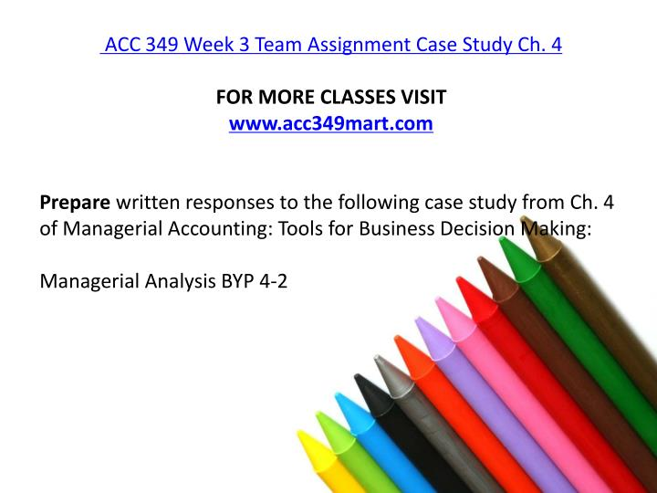 management analysis and decision making case study Case study solving method the material in the case provides data for analysis and decision-making case study and different areas of management:.