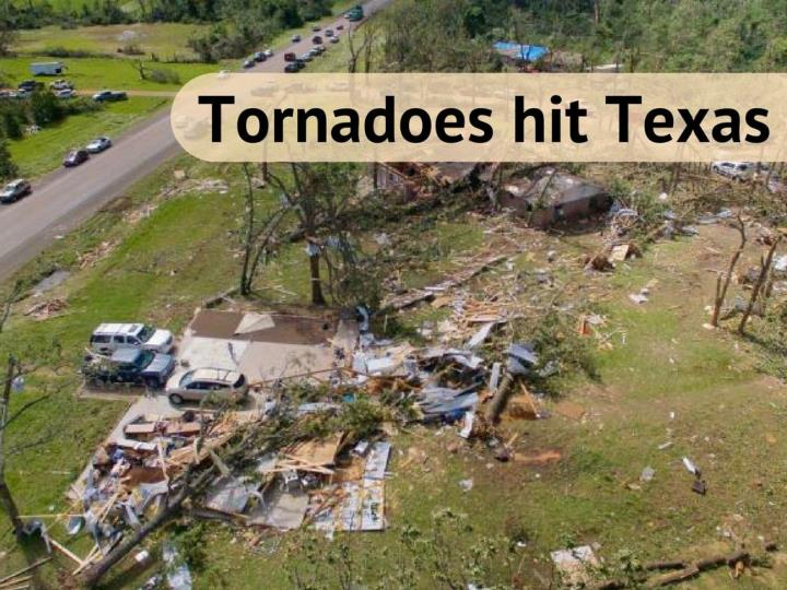 tornadoes hit texas n.