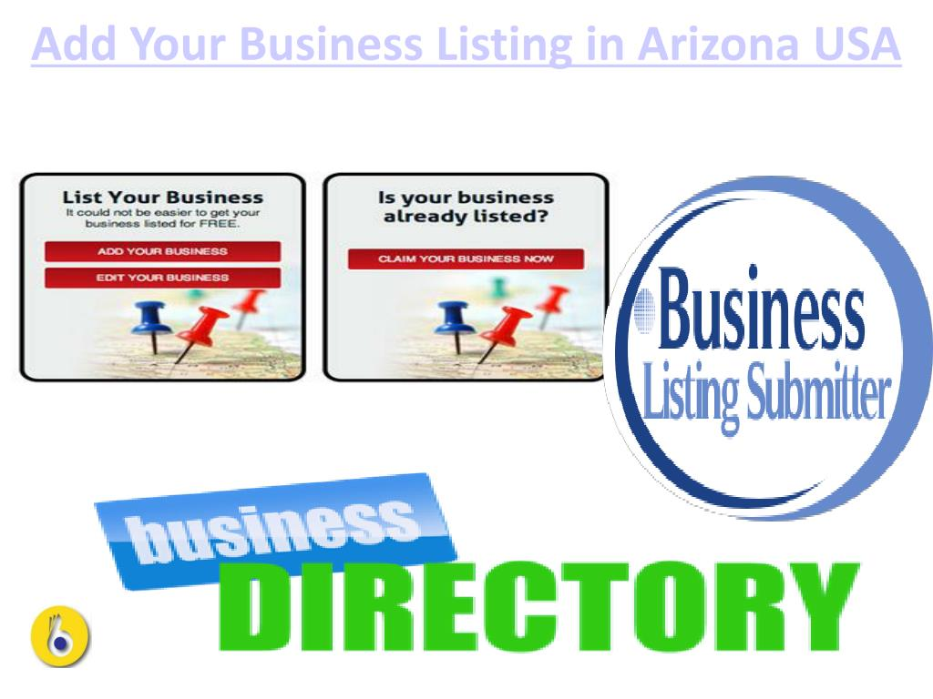 PPT - Arizona Free Business Directory PowerPoint