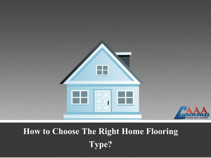 how to choose the right home flooring type n.