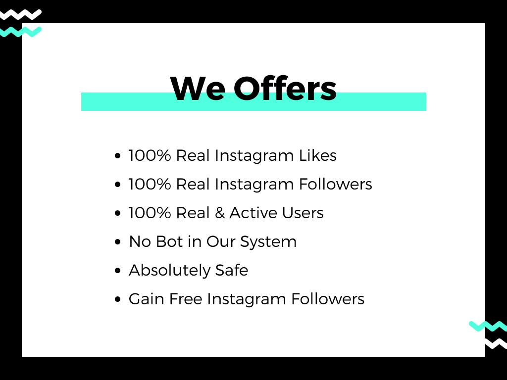 PPT - Get Instagram Followers Free with this Best Idea