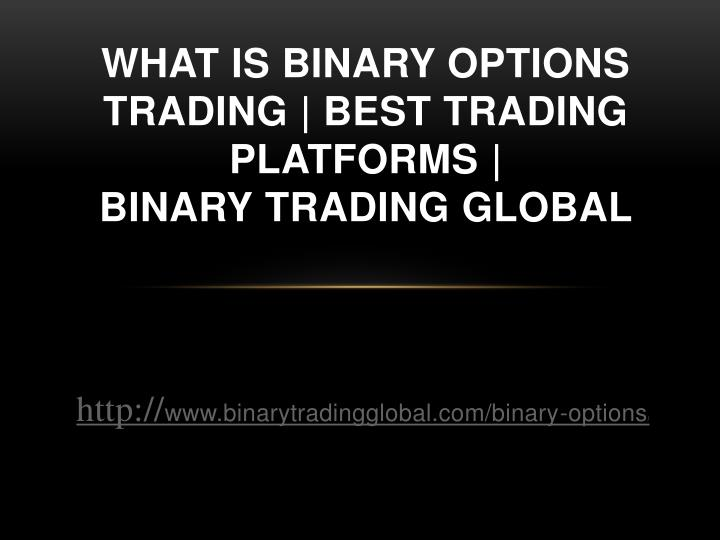 An Overview of Binary Options Trading | CoinCodeCap