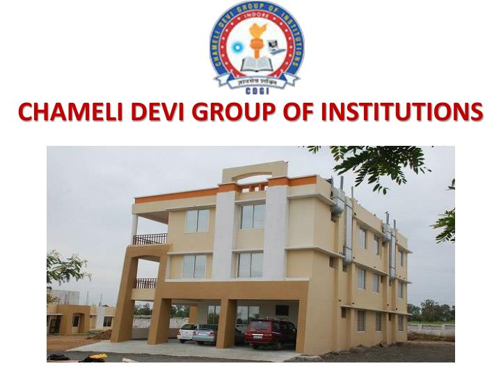 PPT - Best Placement Engineering Colleges in MP | Chameli