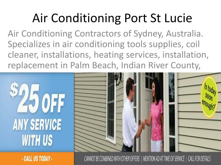 air conditioning port st lucie n.