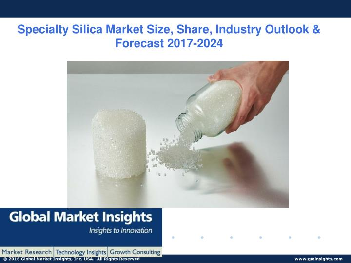 global specialty silica market size share Research and markets: global specialty silica market: trends & opportunities 2014-2019 featuring evonik, solvay & ppg.