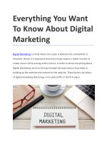 everything you want to know about digital