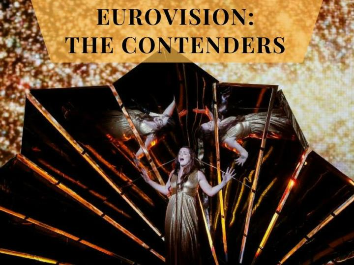 eurovision the contenders n.