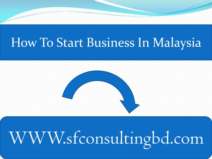 how to start business in malaysia n.