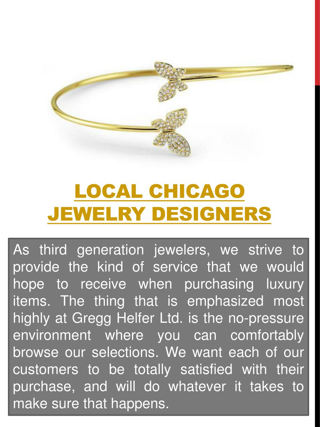 Ppt Chicago Custom Jewelers Powerpoint Presentation Free Download Id 7578816,Creative Vector Graphic Designer Visiting Card Design