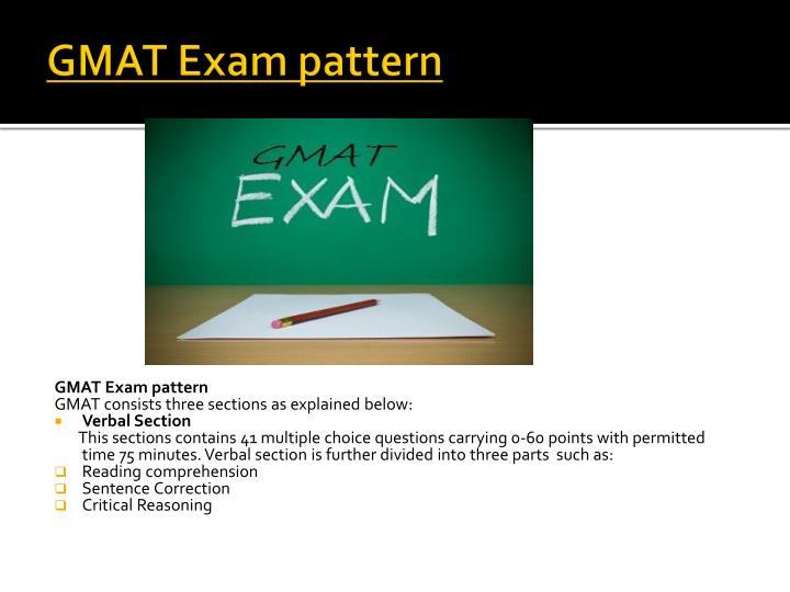 gmat essay preparation