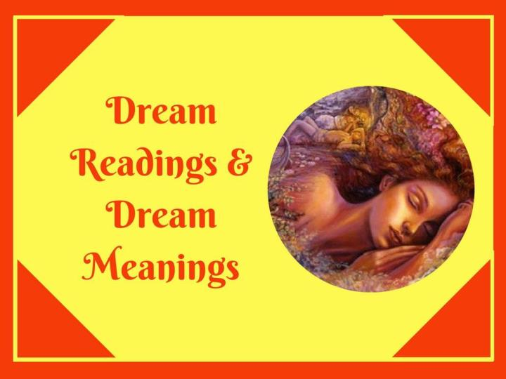 an analysis of the meaning of dreams The interpretation of dreams homework help questions what are the main themes in the interpretation of dreams the most important theme in the interpretation of dreams is freud's concept of the.