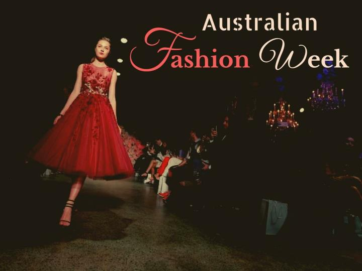 australian fashion week n.