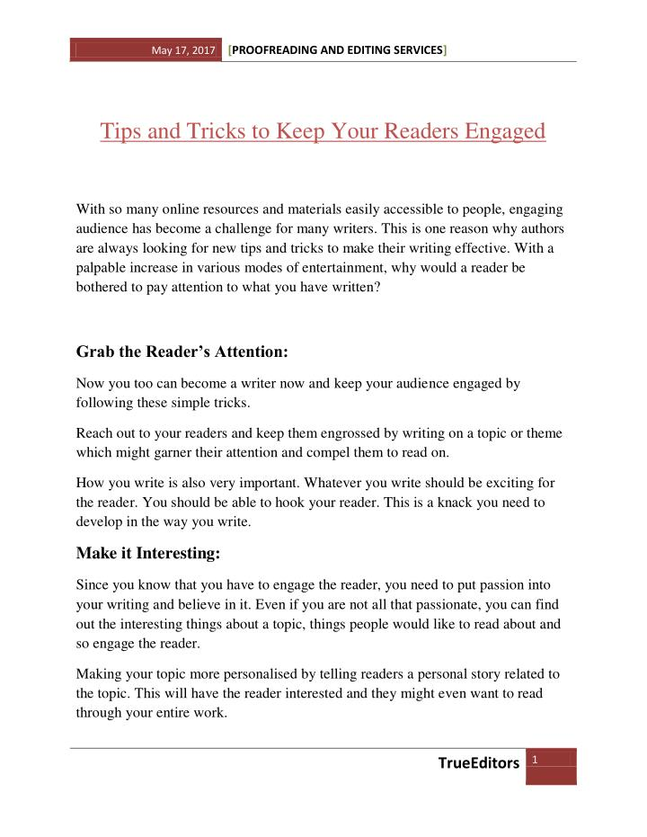 may 17 2017 proofreading and editing services n.