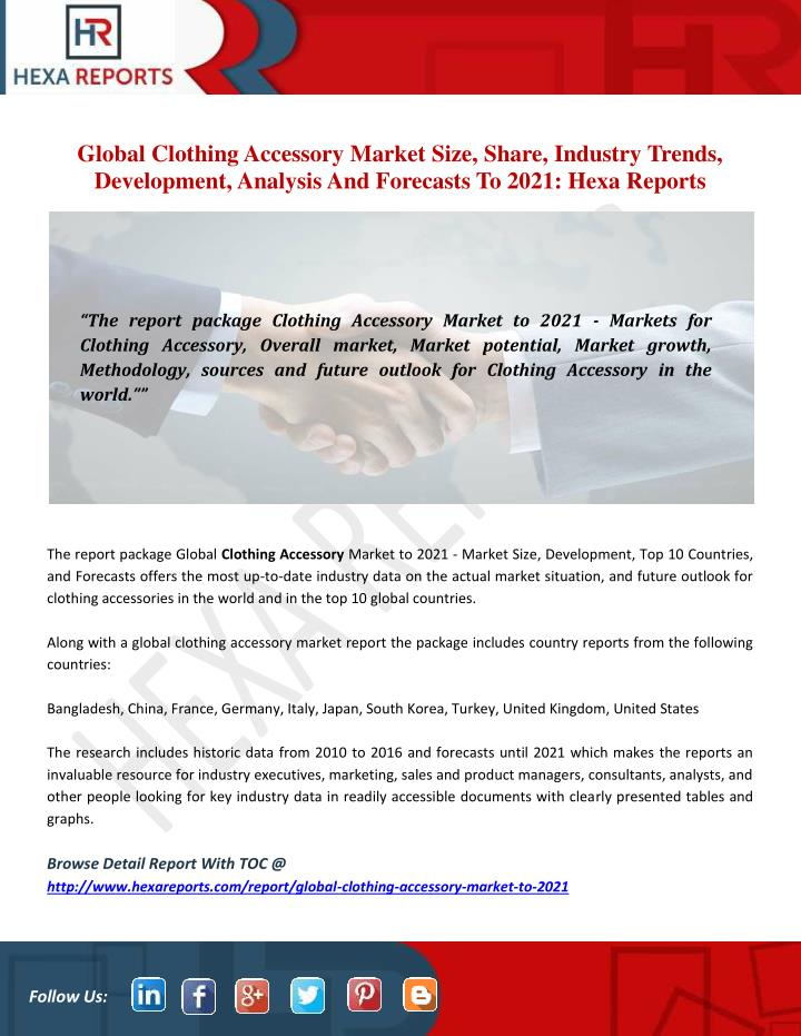 market analysis australian clothing industry