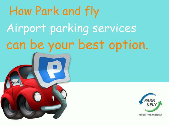 how park and fly n.