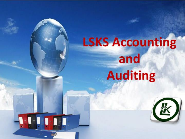 lsks accounting and auditing n.