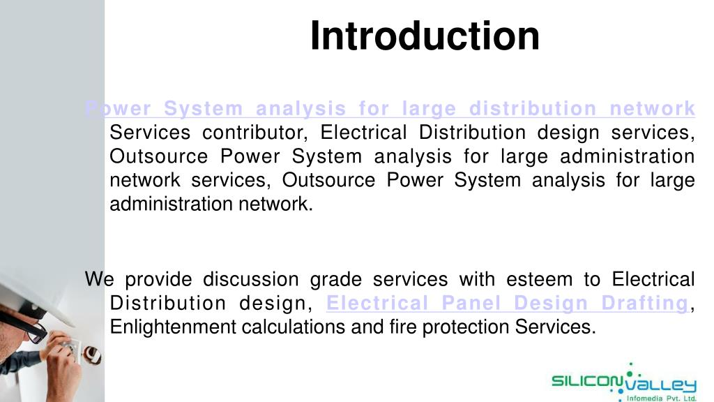 PPT - Power System Analysis Services - Silicon Valley