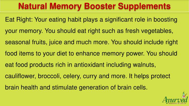 Natural remedies for short term memory loss photo 2