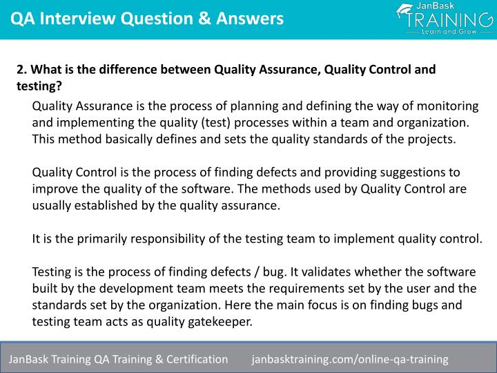 suggestions for improving project quality for Answer to hello, can anyone help to find answer for this question describe three suggestions for improving project quality for it-projects (or other types of.