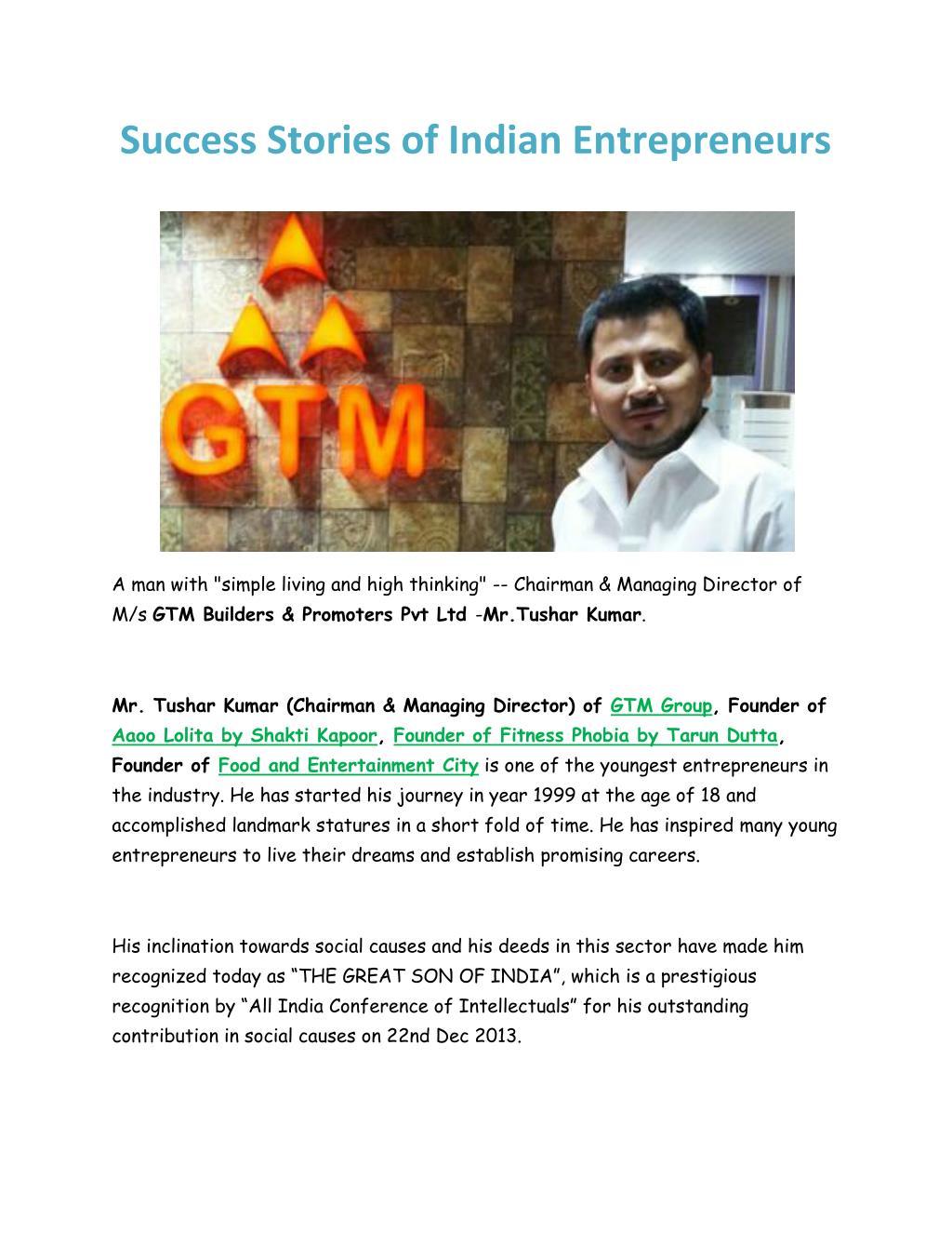Inspiring success story of bhavish aggarwal the wild chronicles.