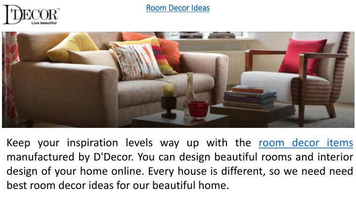 Room d ecor ideas