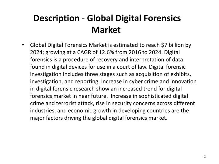 a discussion on digital forensics helping to battle technological crime Mobile devices have opened pandora's box, making digital forensics a much more volatile technology as cyber criminals find new avenues to carry out attacks.