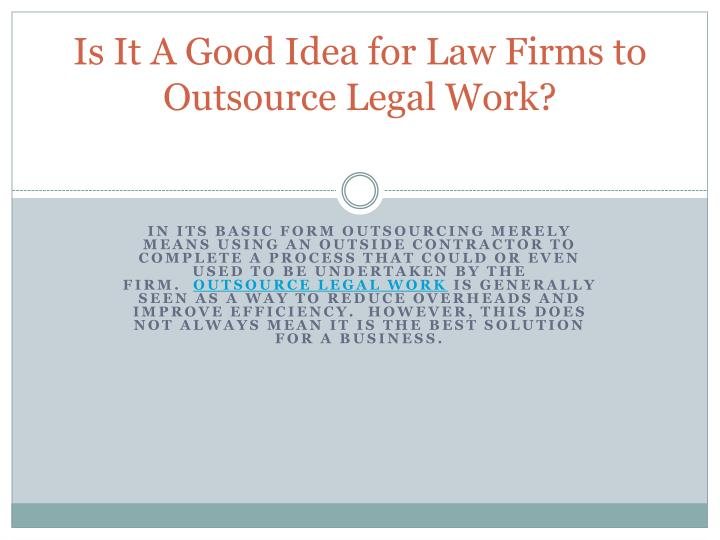 how to choose a law firm to work for