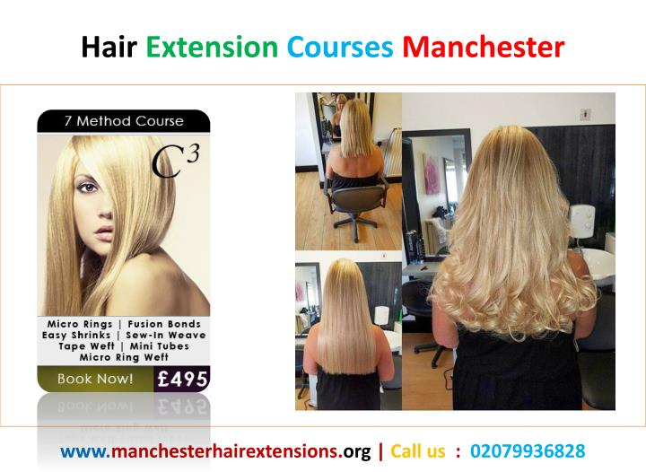 Ppt Hair Extension Courses And Certification Powerpoint