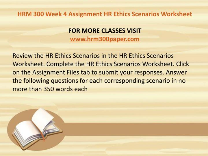 hrm week Hrm 420 week 2 assignment gap analysis, swot analysis, and needs  assessment