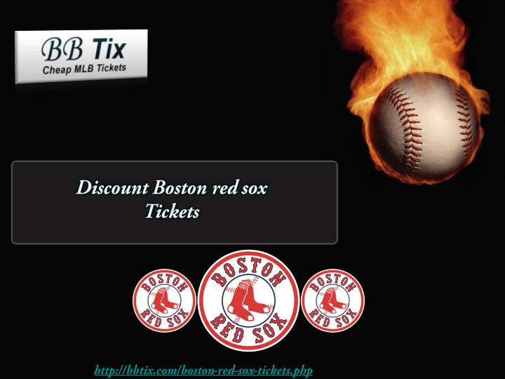 discount boston red sox tickets n.