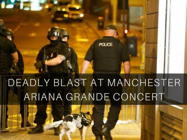 deadly blast at manchester ariana grande concert n.