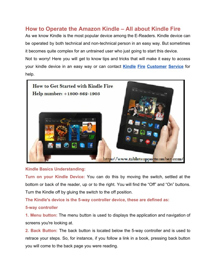 how to operate the amazon kindle all about kindle n.