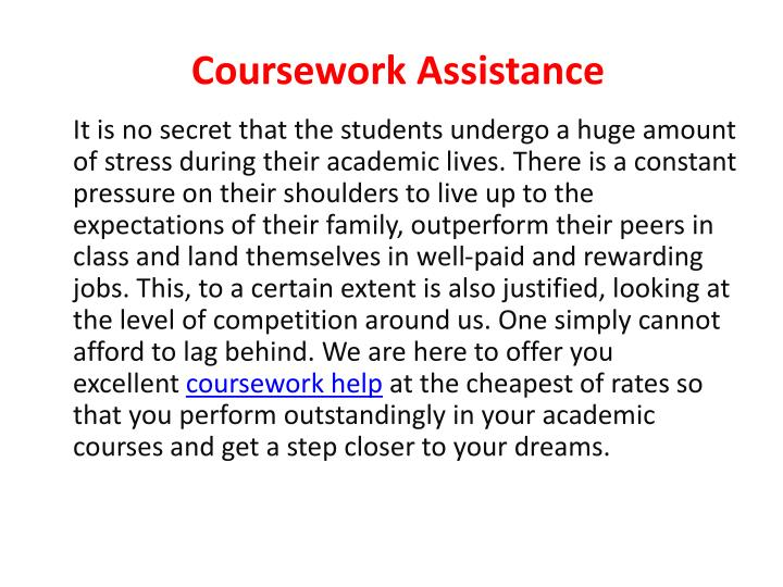 can someone do my coursework We can simplest speak for ourselves in this regard we absorb all of the time before the set cut-off date as our writers want it to come with actual content material primarily based on precise ideas but if you ask us to can someone do my coursework then you may point out this while placing your and we.
