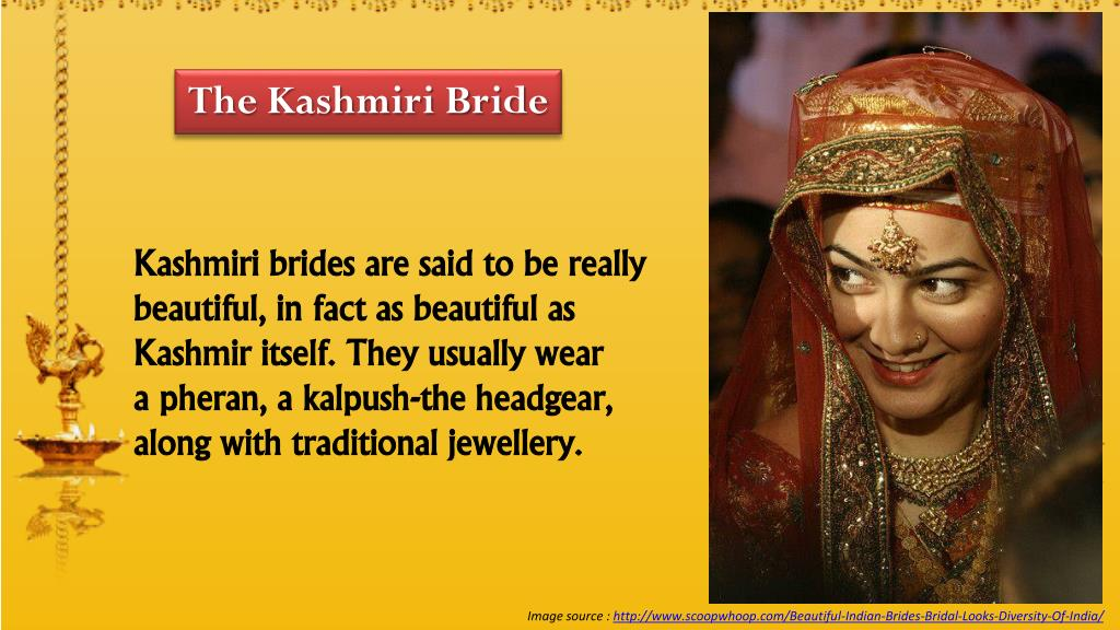 PPT - Indian Wedding & it's wedding dresses PowerPoint