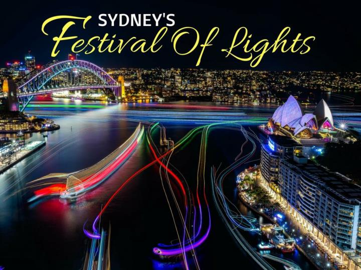 sydney s festival of lights n.