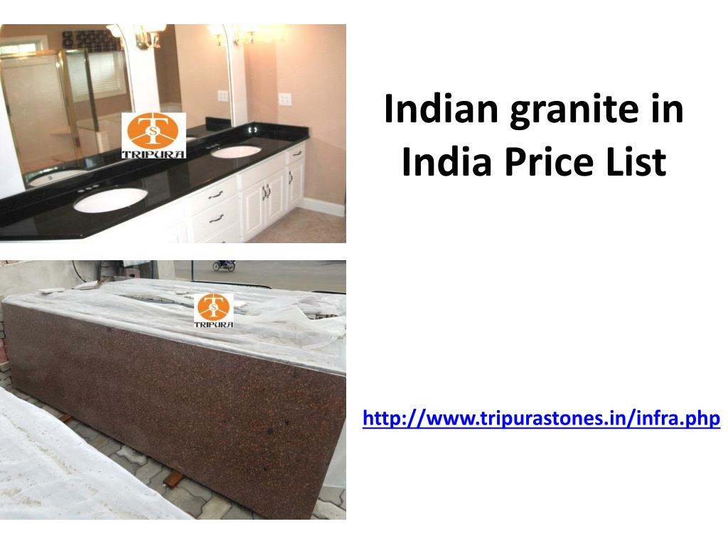 Ppt Indian Granite In India Price List Powerpoint Presentation Free Download Id 7591888
