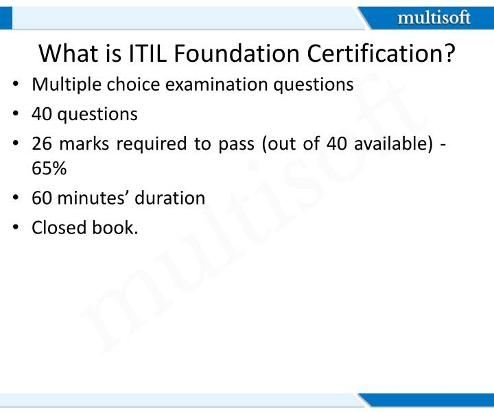 Ppt Itil Foundation Certification Powerpoint Presentation Id7591948