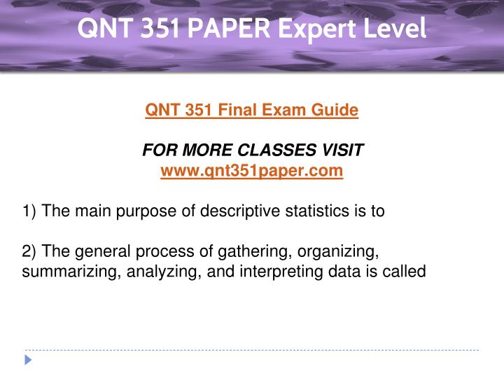 the main purpose of descriptive statistics is to