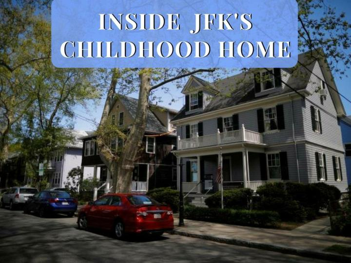 inside jfk s childhood home n.