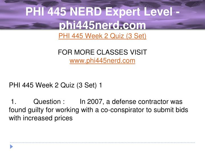 phi445 week 1 discussion 1 Description phil 347n critical reasoning - chamberlain college phil 347n week 1 case study assignment discussion question 1 and 2 phil347n week 2 case study assignment.
