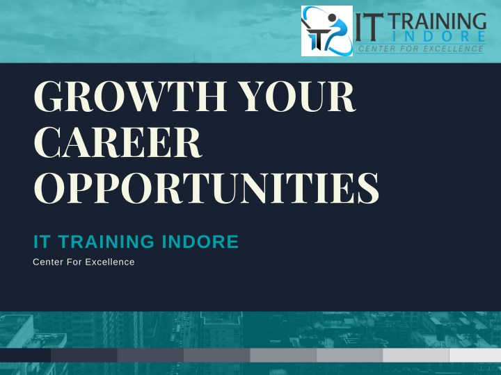growth your career opportunities n.