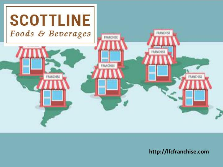 Ppt food and beverage franchise in india powerpoint presentation.