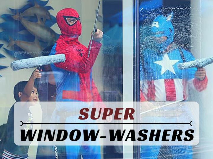 super window washers n.
