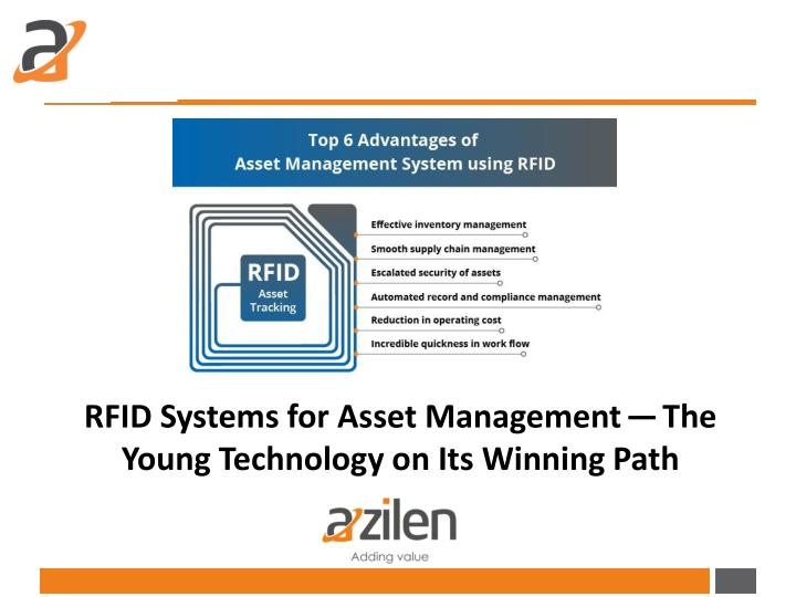 PPT - RFID Systems for Asset Management – The Young