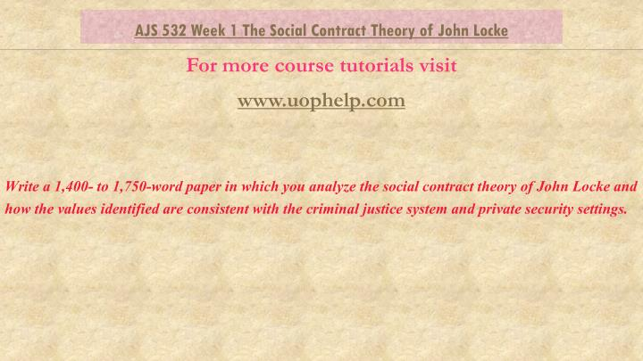 week 1 individual assignment personal criminological Ajs 542 week 4 individual assignment self-control theory of crime evaluation ajs 542 week 1 individual assignment personal criminological theory.