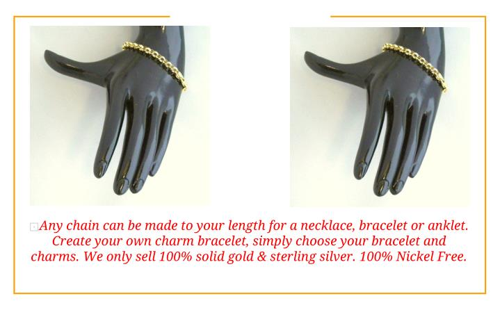 any chain can be made to your length n.