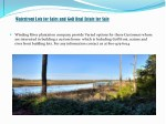 waterfront lots for sales and golf real estate