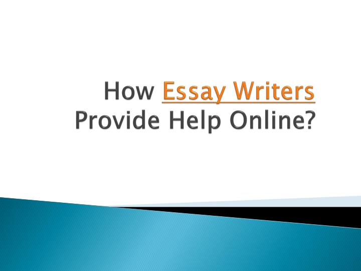 presentations on writing essays Home essay writing services presentation our academics know the secret to a good presentation is research, content and delivery first class, original presentations on all subjects, at all levels fully customised to your exact requirements upgrade your order for direct contact with your academic.